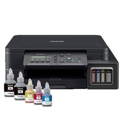 Impresora Sistema Continuo Brother DCP T510 con WIFI   PORTAL INSUMOS