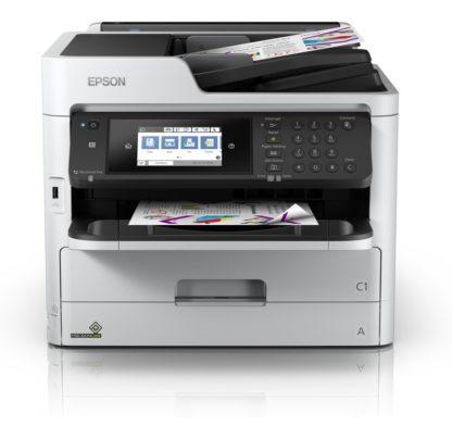 Impresora Multifunción Color Tinta Epson WorkForce C5790 Inalámbrica   Portal Insumos