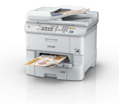Impresora Multifunción a Tinta Color Epson Pro 6590 Oficio - Dúplex y Wifi | Portal Insumos