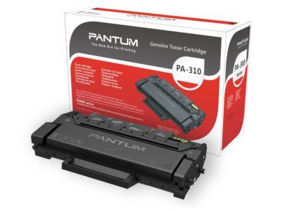 TÓNER ORIGINAL PANTUM PA310X - 10000 PÁGINAS DE RENDIMIENTO | Portal Insumos