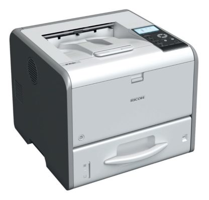 Impresora Láser Ricoh Sp 4510 Dn Monocromática - Dúplex | Portal Insumos
